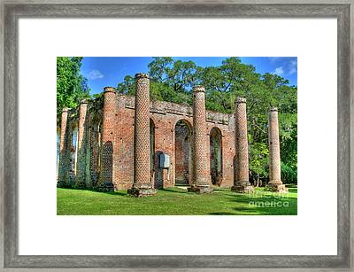 Sheldon Church 3 Framed Print