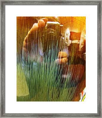 Sherlock Framed Print by Todd Sherlock
