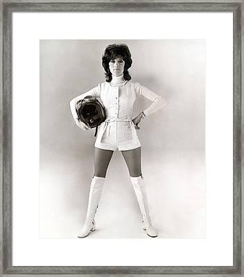 Shirley Cha Cha Muldowney, 1973 Framed Print by Everett