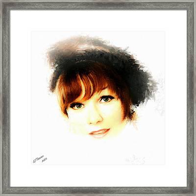 Shirley Maclaine Framed Print