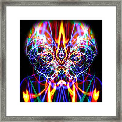 Shmelkter Framed Print by Christian Allen