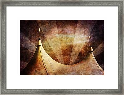 Showtime Framed Print