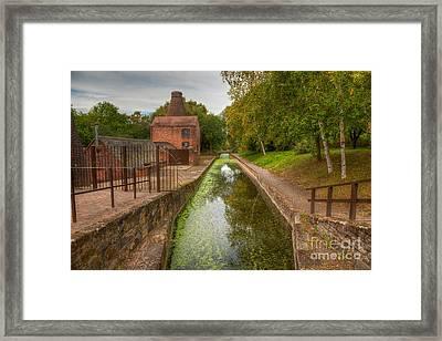 Shropshire Canal Framed Print