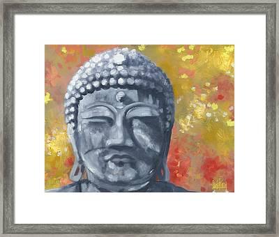 Siddhartha Framed Print