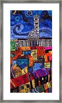 Siena Framed Print by Sandra Kern