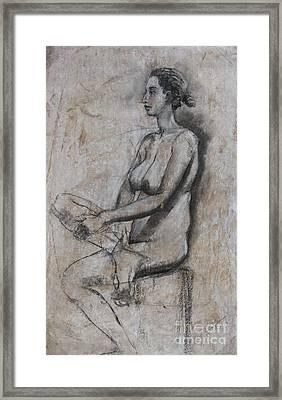 Sienna Ravenna Framed Print by Julianna Ziegler