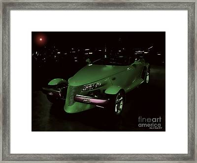 Silence Framed Print by Jerry L Barrett