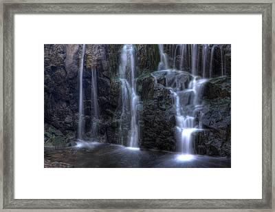 Silk  Framed Print by Jeff Bord