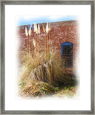 Silver City Tranquility Framed Print by FeVa  Fotos