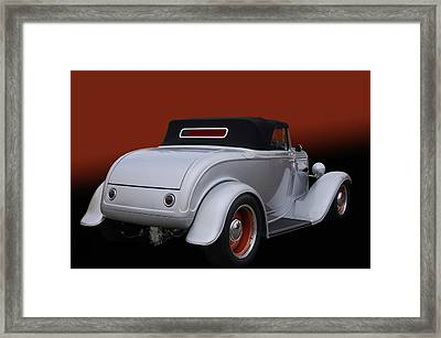 Framed Print featuring the photograph Silver Dollar by Bill Dutting