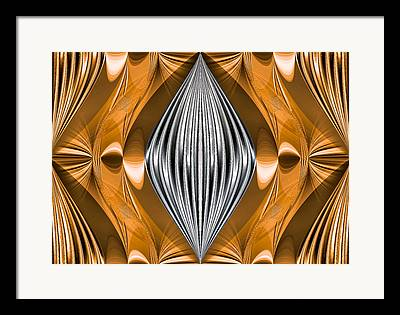 Marquise-shaped Framed Prints