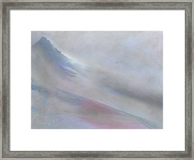 Simple Beauty Framed Print by Jean Moore