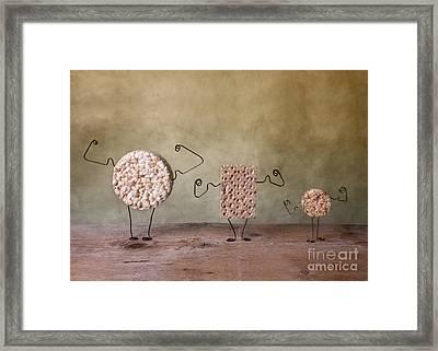 Simple Things 02 Framed Print