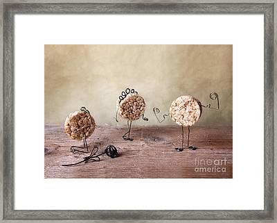 Simple Things 09 Framed Print