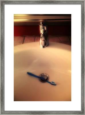 Sink Framed Print by Joana Kruse
