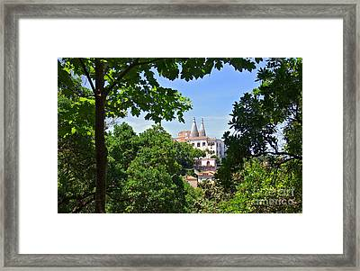Sintra National Palace Framed Print