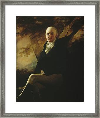 Sir James Montgomery Framed Print