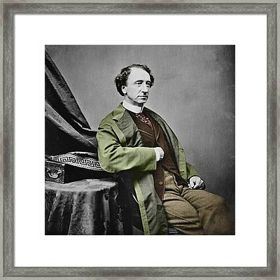 Sir John A. Macdonald Framed Print by Andrew Fare