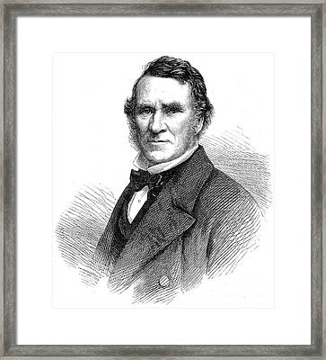 Sir John Hawkshaw Framed Print by Granger