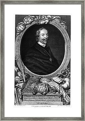 Sir Thomas Roe (c1581-1644) Framed Print by Granger