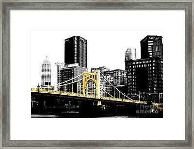 Sister #2 In Pittsburgh Framed Print by Paul Henry