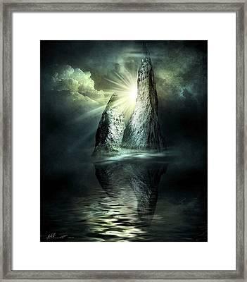 Sisters Framed Print by Svetlana Sewell
