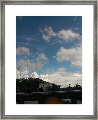 Sky4 Framed Print