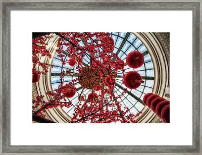 Skylight Serenade Framed Print by Stephen Campbell