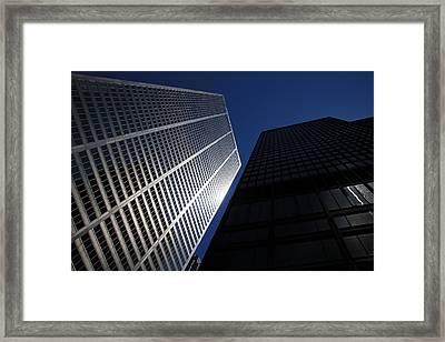 Skyscraper 2 Framed Print
