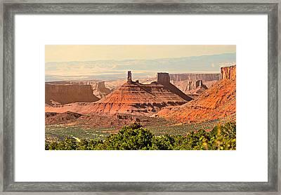 Skyward Framed Print by Marty Koch