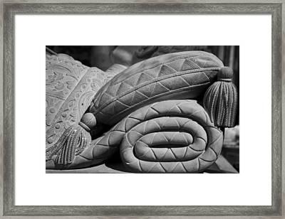 Sleep Eternal Framed Print by Lisa Knechtel