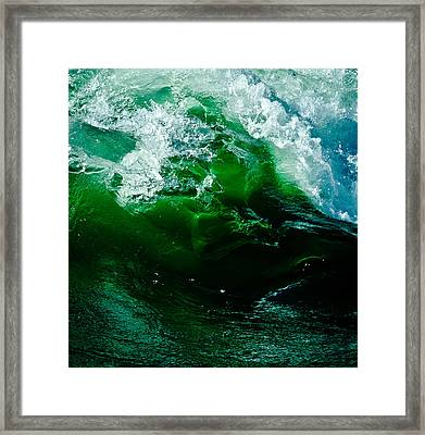 Sleeping Beauty Wave 2 Framed Print