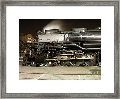 Sleeping Giant Framed Print by Tim Mulina