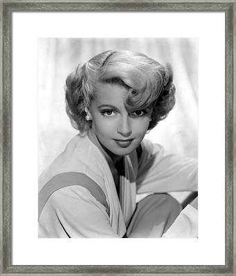 Slightly Dangerous, Lana Turner, 1943 Framed Print by Everett