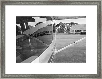 How Bout I Pick You Up Framed Print by Betsy Knapp