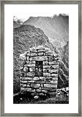 Small Wall Framed Print by Darcy Michaelchuk