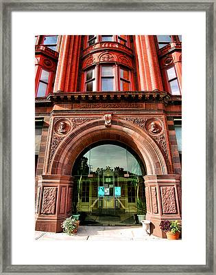 Smith's Opera House I Framed Print
