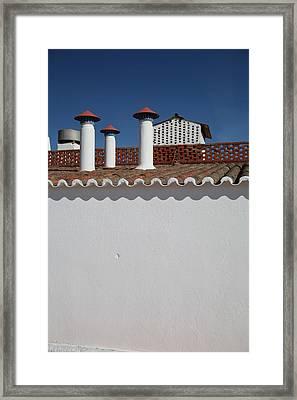 Smokehouse Framed Print by Jez C Self