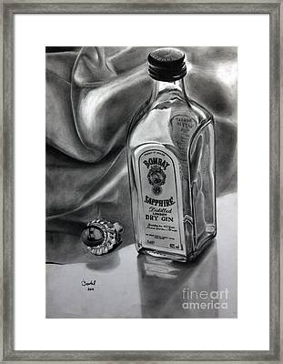Smooth Talk Sweet Reward Framed Print by Gabor Bartal