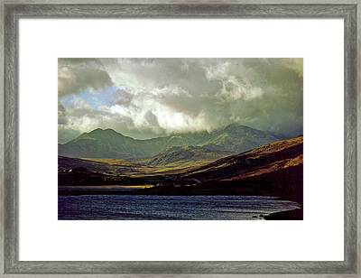 Snowdonia Framed Print