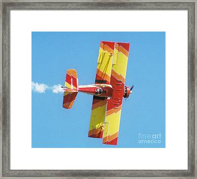 Soaring Framed Print by Clint Day