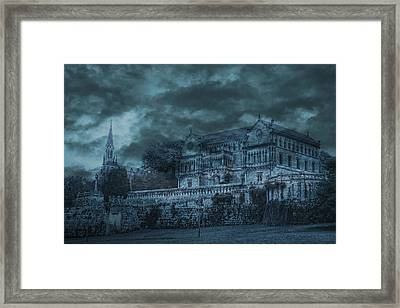 Sobrellano Palace Framed Print