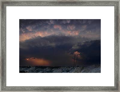 Soft And Sharp Framed Print by Loren Rye