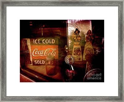 Sold Out Framed Print by Susanne Van Hulst