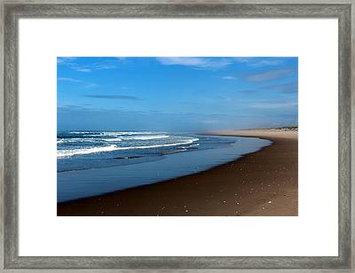 Framed Print featuring the photograph Solitary by Jo Sheehan