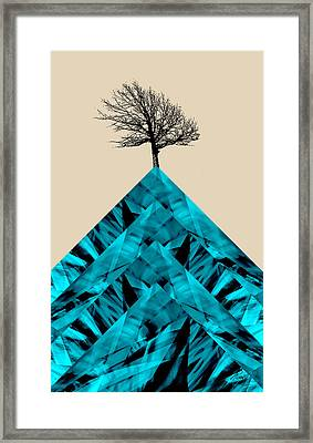 Solitude Framed Print by Ann Powell