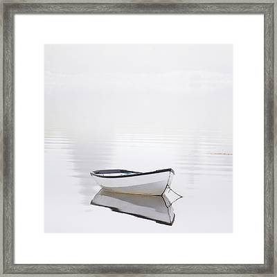 Solitude Framed Print by Don Powers