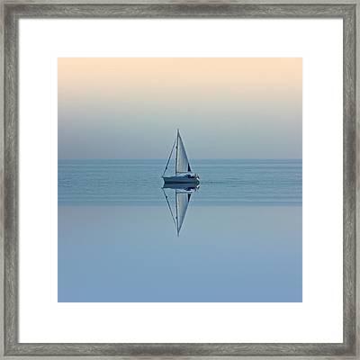 Solitude Framed Print by Sharon Lisa Clarke