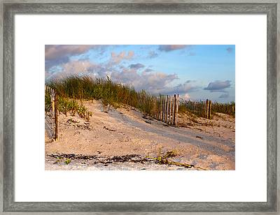 Solitude Framed Print by Sharon Myers