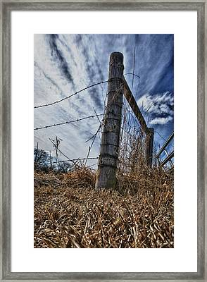 Solitude Framed Print by Tim Perry